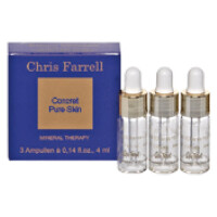 Chris Farrell Mineral Therapy Concret Pure Skin 3x4 ml