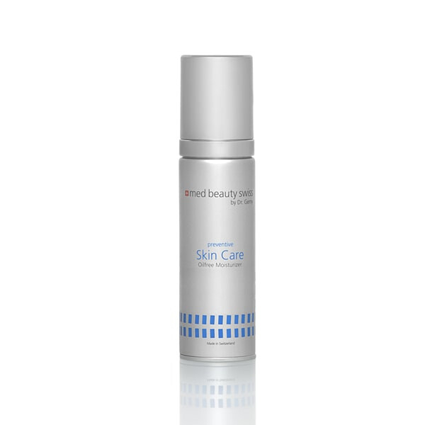 med beauty swiss SkinCare Oilfree Moisturizer 50ml