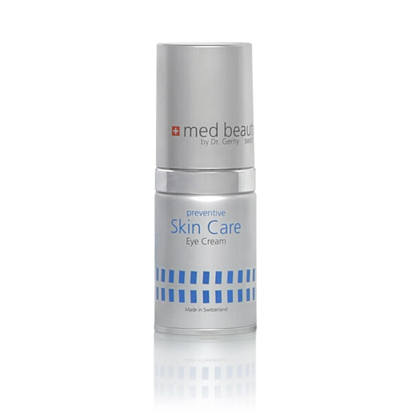 med beauty swiss SkinCare Eye Cream 15 ml