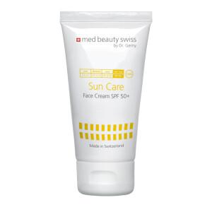 med beauty swiss SunCare Face Cream SPF50+, 50 ml