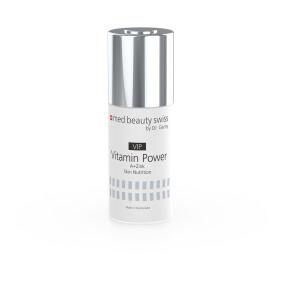 med beauty swiss VIP Vitamin Power A&Zink 1x30 ml