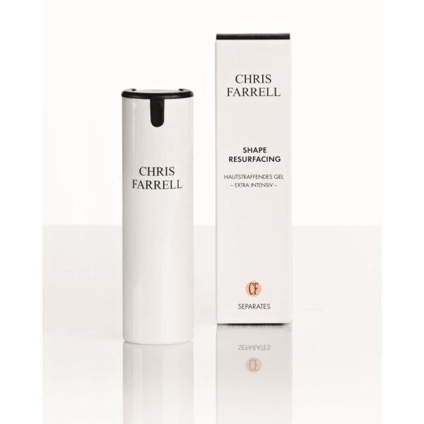 Chris Farrell Separates Shape Resurfacing - Hautstraffendes Gel - EXTRA INTENSIV 30 ml