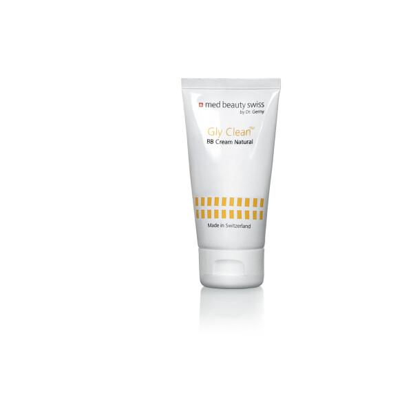 med beauty swiss GlyClean BB Cream Natural 50 ml