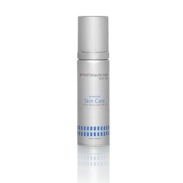 med beauty swiss SkinCare Oilfree Moisturizer SPF15 50 ml