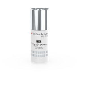 med beauty swiss VIP Vitamin Power B5 mit Hyaluronsäure 1x30 ml