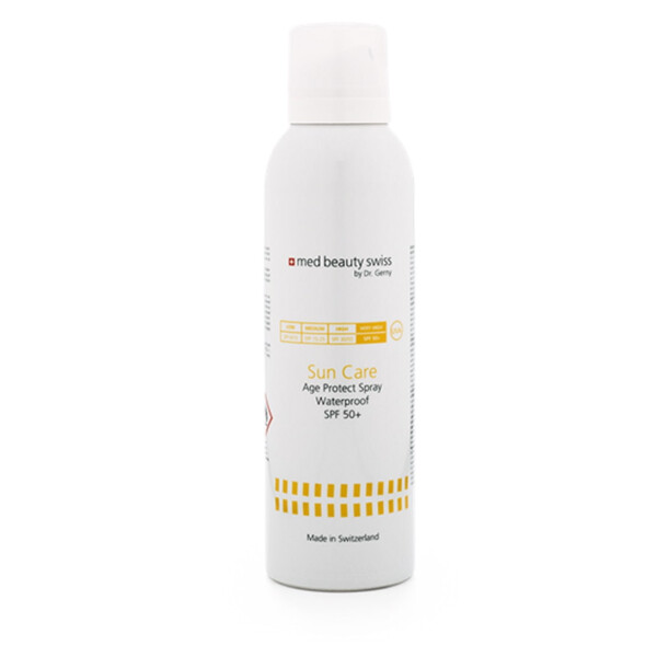 med beauty swiss SunCare Age Protect Spray 50+ 200ml
