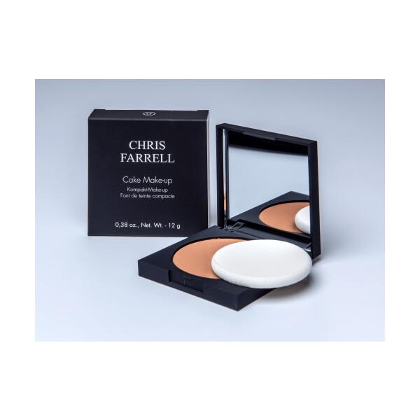 Chris Farrell Cake Make-Up