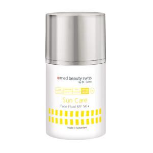 med beauty swiss SunCare Face Fluid SPF 50+ waterproof 50ml